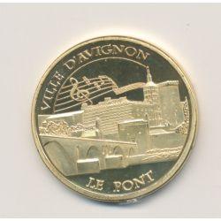 Dept84 - Ville d'Avignon le pont - Souvenirs et patrimoine - 34mm