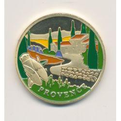 Dept13 - Provence - Souvenirs et patrimoine - 34mm - colorisé
