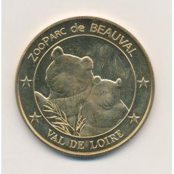 Dept41 - Zoo de Beauval - Panda - Médailles et Patrimoine