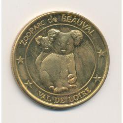 Dept41 - Zoo de Beauval - Koala - Médailles et Patrimoine