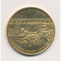 Dept30 - Pont du gard et char romain - 2012 - Arthus Bertrand