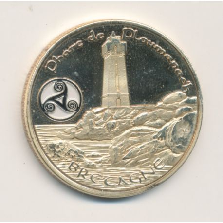 Médaille - Phare de Ploumanach