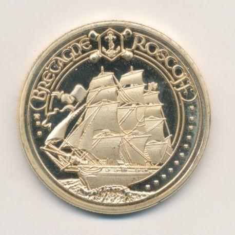Médaille - Roscoff - Bretagne