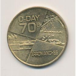 Médaille - Arromanches - 70e anniversaire DDAY