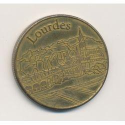 Médaille - Lourdes - France