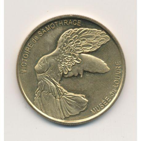 Médaille - Victoire de samothrace - Louvre