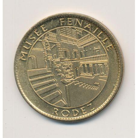 Médaille - Musée Fenaille - Rodez