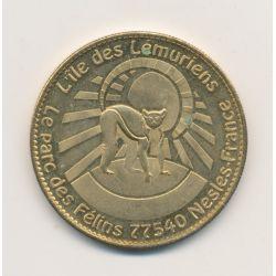 Dept77 - Parc de félins - lemurien - 2010 - Artus-Bertrand