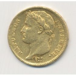 Napoléon empereur - 20 Francs Or - 1813 L Bayonne