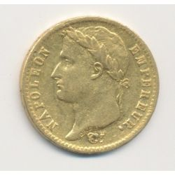 Napoléon empereur - 20 Francs Or - 1813 Utrecht