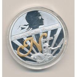 Médaille - Napoléon 1er - Les symboles de la république française - 40mm - cupronickel