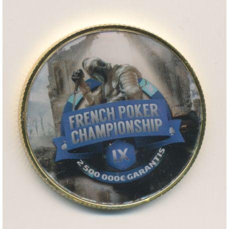 Jeton - French Poker Championship IX