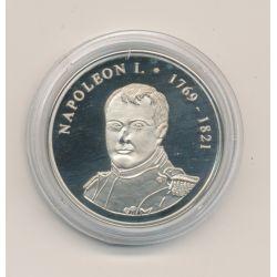 Médaille - Napoléon 1er - cupronickel - 31mm
