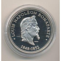Médaille - Louis Napoléon Bonaparte - Président de la République - 41mm