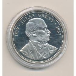 Médaille - Jules Grévy - Président de la République - 41mm