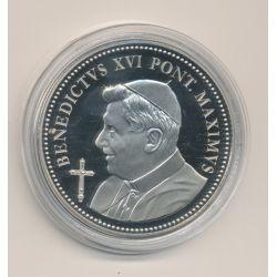 Médaille - Benoit XVI - Médaille des papes - MMXIII