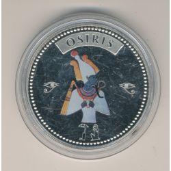 Médaille - Osiris - Tresor d'Égypte