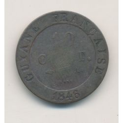 Louis philippe I - 10 Centimes - 1846 A Paris