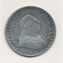 Angleterre - George III - 3 Shilling 1812 - Bank token - argent