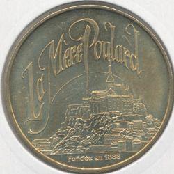 Dept50 - La mère Poulard N°1 - 2009 - abbaye