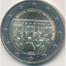2€ Malte 2012