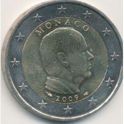 2€ Monaco 2009 - Albert