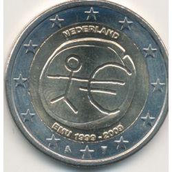 2€ Pays-Bas 2009 - 10ans de l'euro