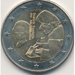 2€ Pays-Bas 2011 -
