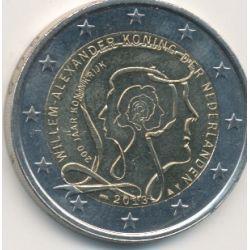 2€ Pays-Bas 2013 - 200 ans indépendance