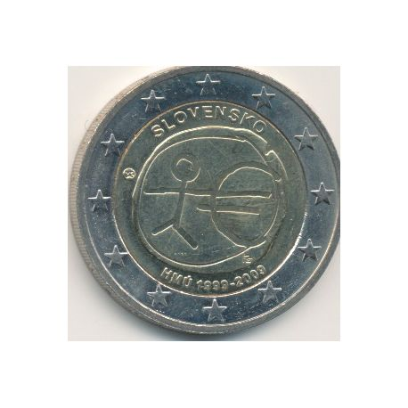 2€ Slovaquie 2009 - EMU