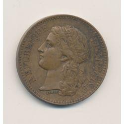 Médaille - Exposition universelle - Paris 1878 - cuivre - 31mm - TTB