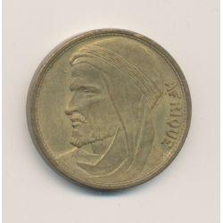 Médaille - Exposition coloniale internationale Paris - 1931 - Afrique - TTB+
