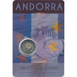 2€ Andorre 2015 -