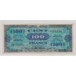 10 Francs Drapeau - ND 1944 - sans série - TTB