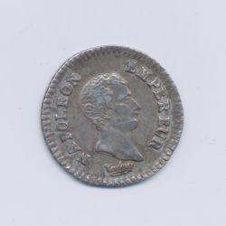 1/4 Franc - an 13/2 H La rochelle - Napoléon empereur - TTB+