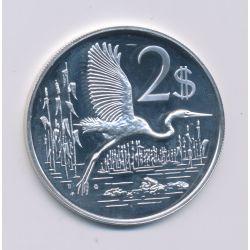 Iles caïmans - 2 dollars - 1981 - FDC