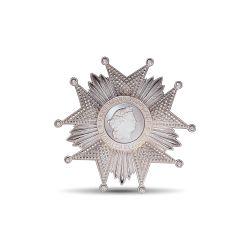 Légion d'honneur - Plaque Grand Officier - Taille ordonnance