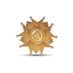 Légion d'honneur - Plaque Grand Croix - Taille ordonnance