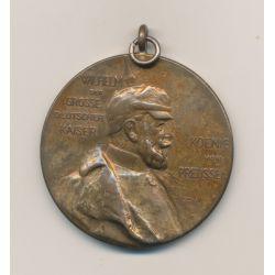 Médaille - Wilhelm I - Centenaire - 1797-1897 - bronze - 40mm