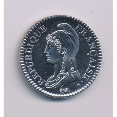 5 Francs - 2000 - Marianne de Dupré
