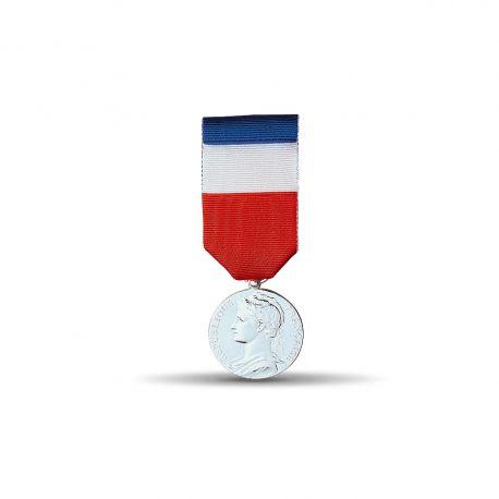 Médaille du travail - 20 ans - Ordonnance