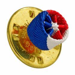 Médaille du travail - 30ans - Agrafe boutonnière - Lot X5