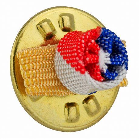 Médaille du travail - 40 ans - Rosette boutonnière