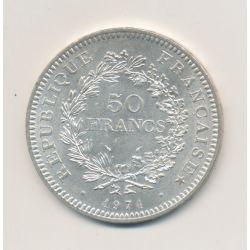 50 Francs Hercule - 1974 Avers de la 20 Francs - TTB+
