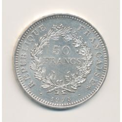 50 Francs Hercule - 1975  - TTB+