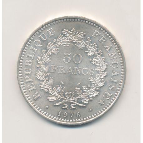 50 Francs Hercule - 1976  - TTB+
