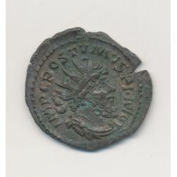 Posthume - Antoninien - Lyon - bronze - TTB