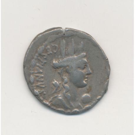 Plaetoria - Denier argent - Rome - TTB