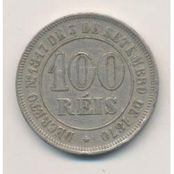 Brésil - 100 REIS - 1883