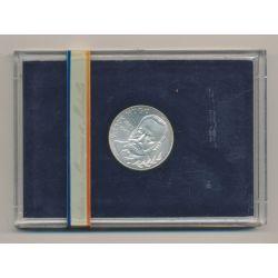 10 Francs Victor Hugo - 1985 - argent Brillant Universel - FDC - sans fourreau